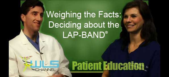 Two new Lap-Band educational videos posted