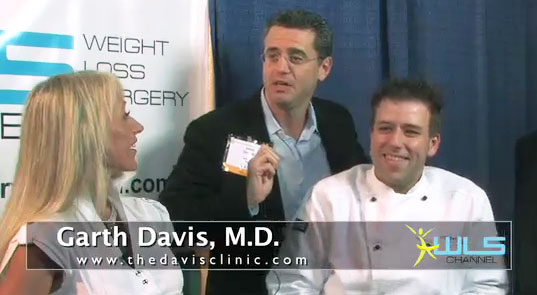 Big Medicine's Dr. Garth Davis at ASMBS Conference
