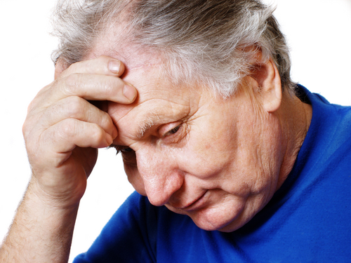 obesity affects brain tissue in seniors