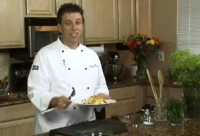 Chef Dave High Protein Omelet