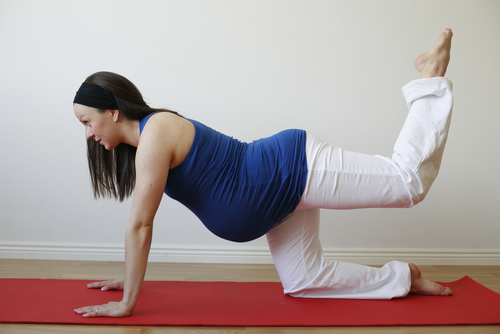 Childhood Obesity Risk Lower if Mom Exercises During Pregnancy
